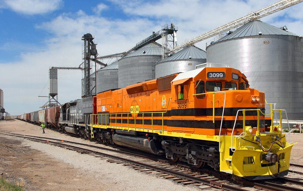 Freight Rail Service