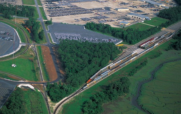 Locate / expand on our railroads